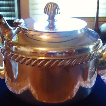 Teapot Need Help with Identifying!! - Sterling Silver