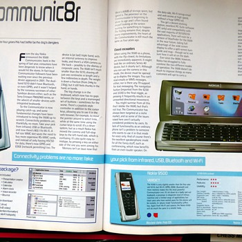 2005-mobile phones-'which mobile' magazine-pt 1. - Telephones