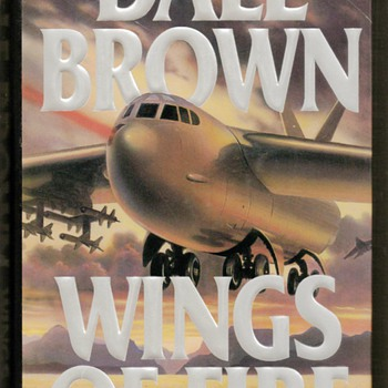 "2002 - ""Wings of Fire"" by Dale Brown - Books"