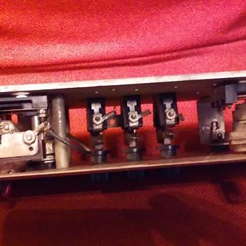 brass elevator control panel PART 2