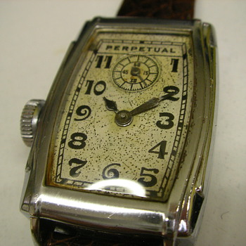 The Perpetual Automatic Wristwatch