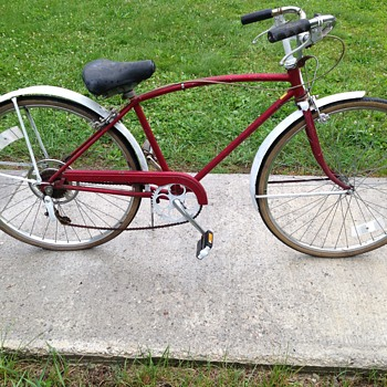 Need help identifying year and model of this Schwinn bike