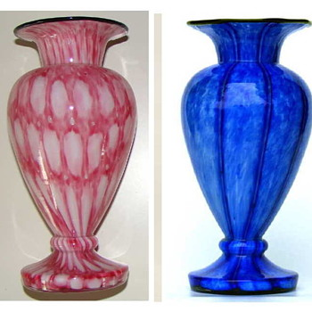Welz Honeycomb – A look at the décor and a Welz shape – Identifying Art Deco Era Production from the 1920's & 30's - Art Glass