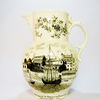 ROYAL WORCESTER-ENGLAND - China and Dinnerware