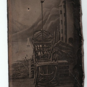 Photographic Backdrops Tintype Photography Collection Jim Linderman - Folk Art