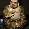 An older Satsuma Buddha - and large