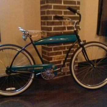 Firestone Deluxe Cruiser? - Sporting Goods