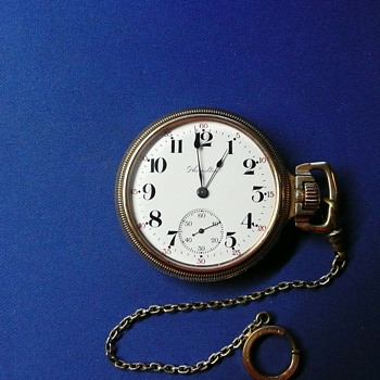 My favorite Inherited Pocket Watch