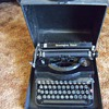 Remington Rand Model 1 Typewriter