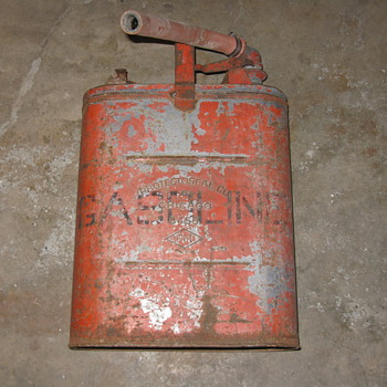 Old Gas Can?