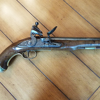 Tower Flintlock Pistol