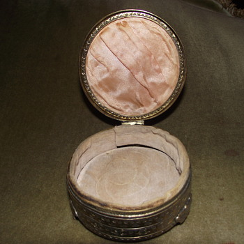 victorian jewel box?
