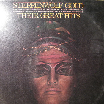 Steppenwolf, Spirit and  The Paul Butterfield Blues Band  - Records