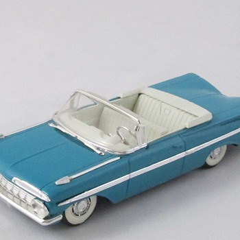 1959 Chevy  - Model Cars