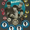 1964 - 1968 The Beatles part 1 Pinback Button's