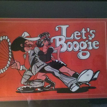 Let's Boogie - Posters and Prints