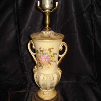 Beautiful Vintage Lamp  - Lamps