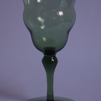 Whitefriars Wine Glass - Art Glass