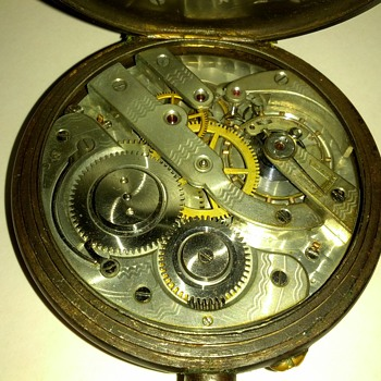 workings - Pocket Watches