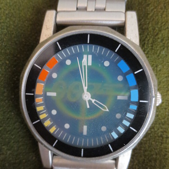 James Bond Watch 007 Hologram 1962