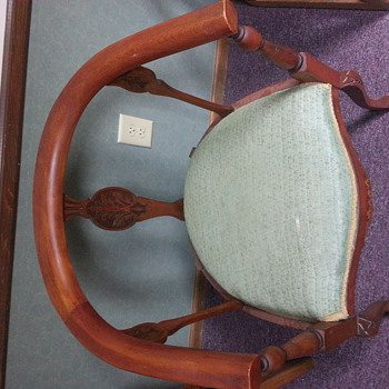 Unknown Antique Chair - Furniture