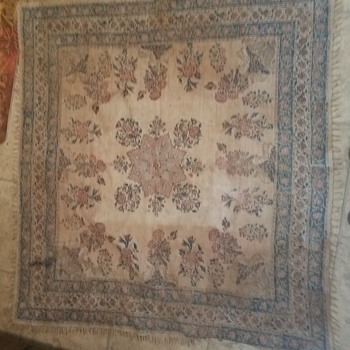 Please help with this beauty... Iran textile? My favorite find