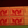 1948 Francis Scott Key 3¢ Stamps