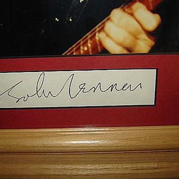John Lennon autograph from 1964...