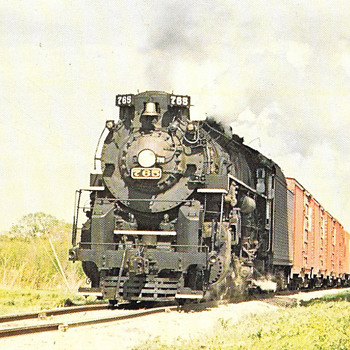Nickel Plate 765 Berkshire