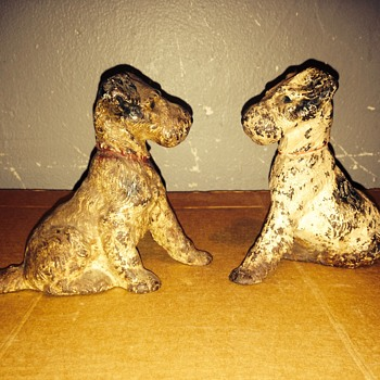Hubley   Cast iron - Animals