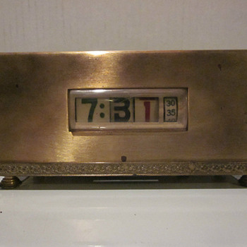 Pennwood Tymeter/Numechron Model 800, Dec. 1956 - Clocks