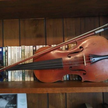 Old Violin - Musical Instruments