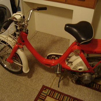 1967 Honda P50 - Motorcycles