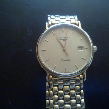 LONGINES DRESS WATCH - Wristwatches