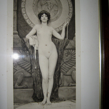 SIGNED -  J. W. GODWARD PRINT