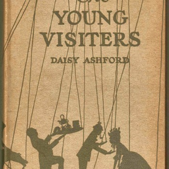 "1919 - ""The Young Visiters"" - Books"