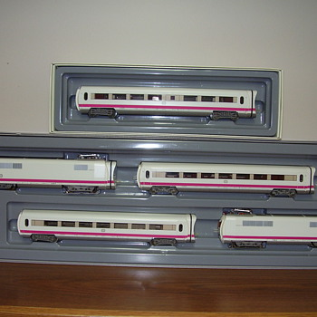 More Marklin collection. - Model Trains
