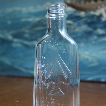 Ace Glass Bottle