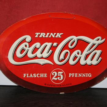 coca cola cardboard - Coca-Cola