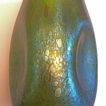 Loetz Vase - Art Glass