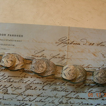 Fahrner items and signatures - Fine Jewelry