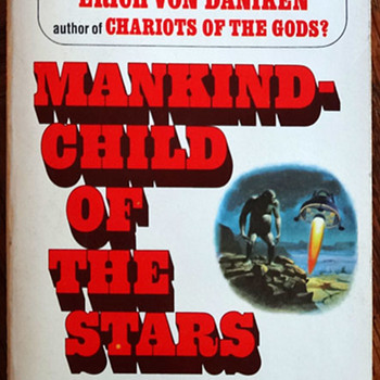 Mankind-Child of the Stars by Flindt & Binder - Books