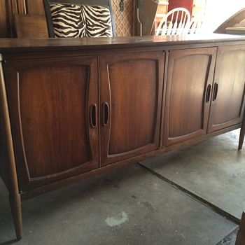 Lane Buffet/Credenza - Furniture