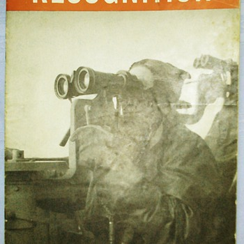 WW2  Recognition Magazine - Military and Wartime