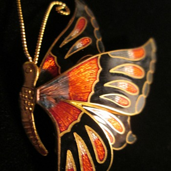 Take these broken wings - Costume Jewelry