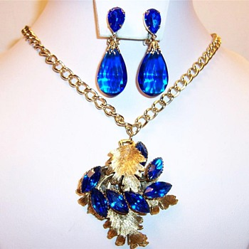 Lewis Segal Demi - Costume Jewelry