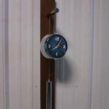 Mid century Welby clock(Bryce Hudson design) - Clocks