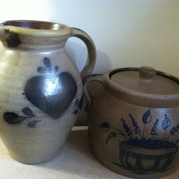 Rockdale Union Pottery - Art Pottery