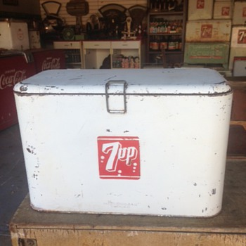 7up Progress A2 Cooler