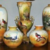 Some Fowl Prussian Vases